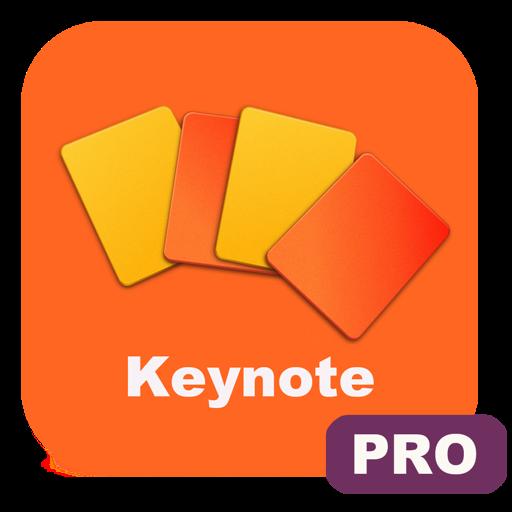 Templates for iWork-Keynote Pro