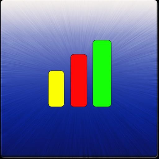 ChartPad - Amazing Charts & Graphs - App Store Revenue & Download ...