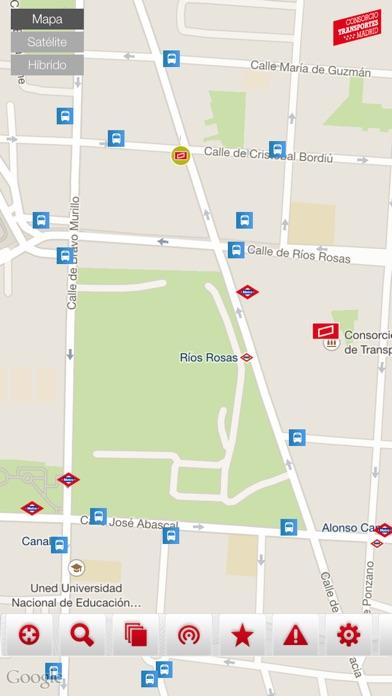 download Transporte de Madrid CRTM apps 2