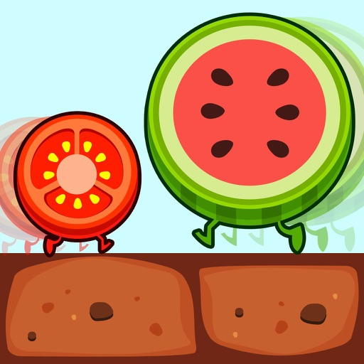 Fruit Doll Watch Out iOS App