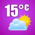 Thermometer - Temperature measure. Barometer icon