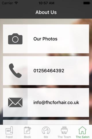 FHC for Hair screenshot 4