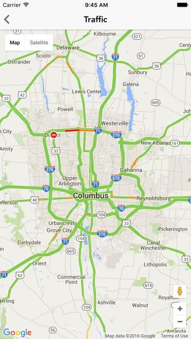 CMH wx: Columbus Weather Forecast, Traffic & Radar iOS