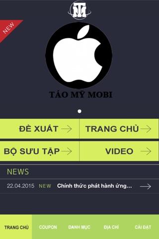 Táo Mỹ Mobi screenshot 2