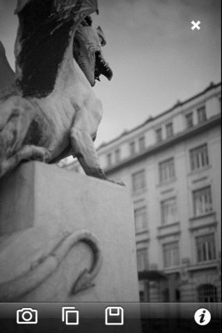 Black & White Camera screenshot 2