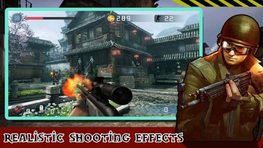 Super Sniper: Fighter Shoot Screenshot