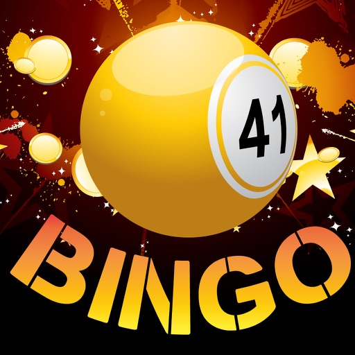 Gold Bingo Casino with Roulette Wheel and Blackjack Bets! iOS App