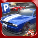 3D Real Test Drive Racing Parking Game - Free Sports Cars Simulator Driving Sim Games icon