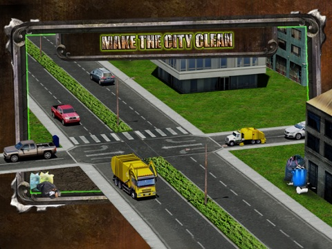 Screenshot #4 pour Garbage Trucker Recycling Simulation