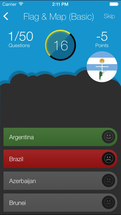 Flag And Map Of The World Quiz Game Guess Country From Flag And - World quiz game