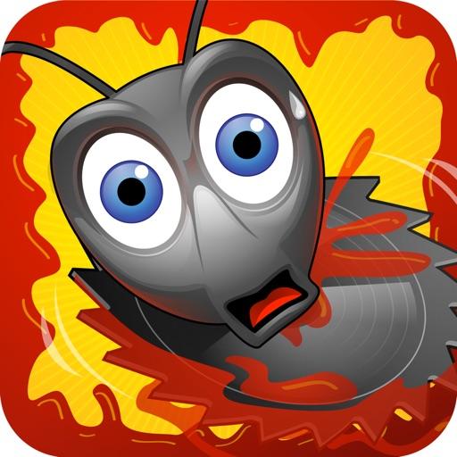 虫虫历险记:Pocket Bugs – Cute bugs and awesome weapons【恶趣味】