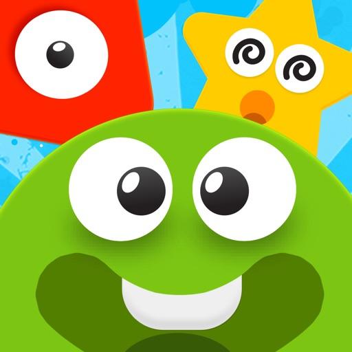 Dizzy Shapes iOS App