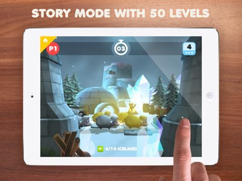 Sheep Rush XL screenshot 2