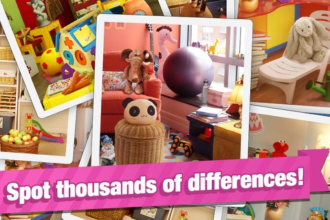 Toy Stories Adventure: Spot Difference Game screenshot 4