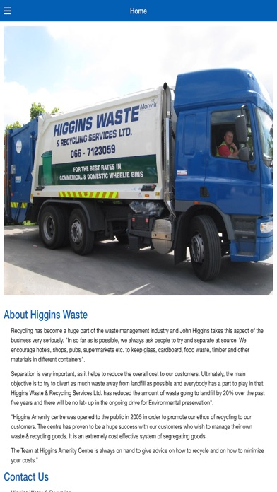 download Higgins Waste apps 2