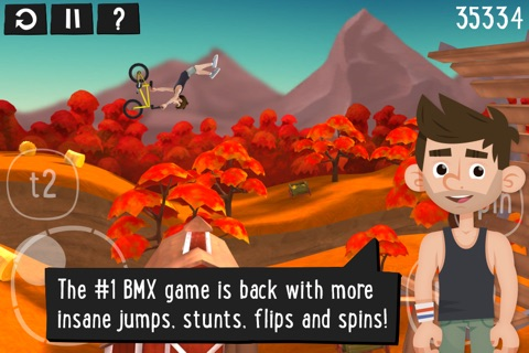 Pumped BMX 2 screenshot 1