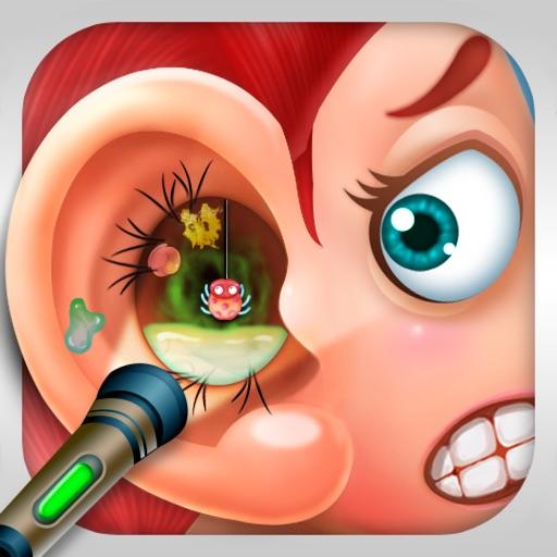 Little Ear Doctor - kids games iOS App