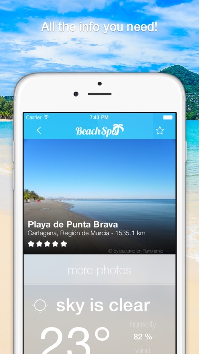 download Beach Spot Spain - Beaches in Pocket apps 3