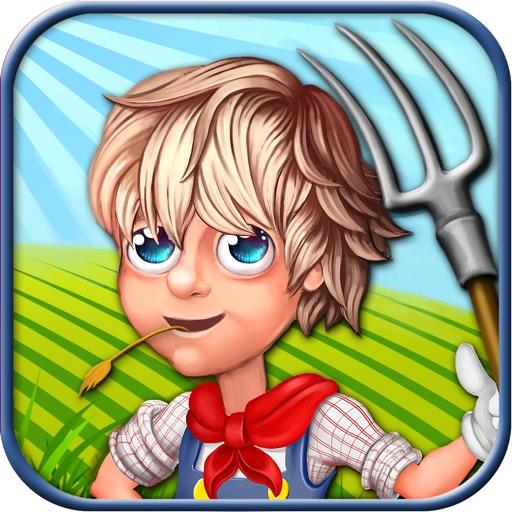 Greenland Country Farm - Harvest Crops & Raise Happy Farm Animals iOS App