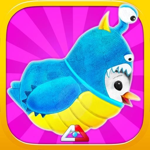 冰皮瓣企鹅——孩子安全的版本Ice Flap Penguin – Kid Safe Edition