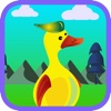 Alien Duck Jump - the unlimited hardest fantasy duck game ever