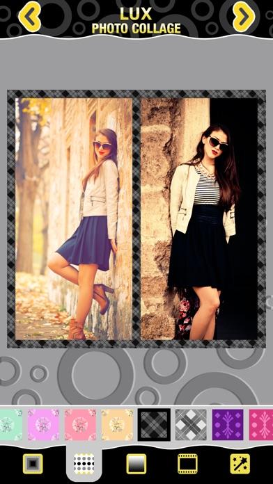download Luxe Image Collages De Photo - Prenez Belle Cadres Photo libre et de faire vos photos ressemblent magique apps 0
