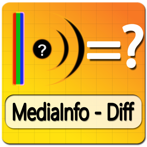 MediaInfo Diff - Easy Compare MediaInfo data