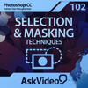 ASK Video - AV for Photoshop CC 102 - Selection and Masking Techniques artwork