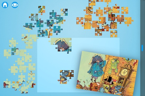Nosy Crow Jigsaws screenshot 4