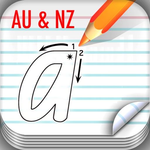 School Writing – Learn to write and more. (Australia/New Zealand)