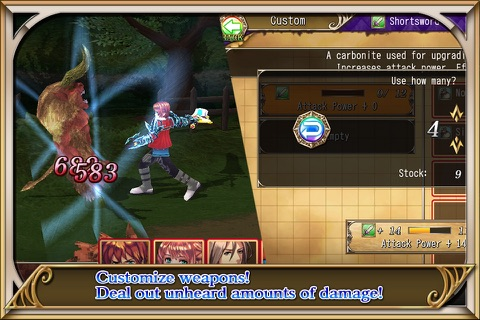 RPG Revenant Saga screenshot 4