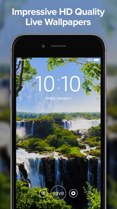 Live Wallpapers by Themify: Dynamic Animated Theme-3