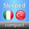 Italian <-> Turkish Slovoed Compact talking dictionary