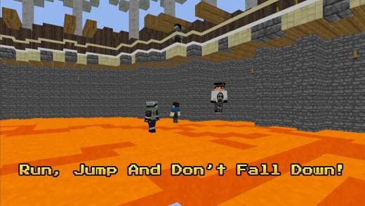 QuickSand - Ground Collapse 3D Online Multiplayer MiniGame Screenshot