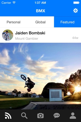 EDGEUNITE | Action Sports Social Network screenshot 2
