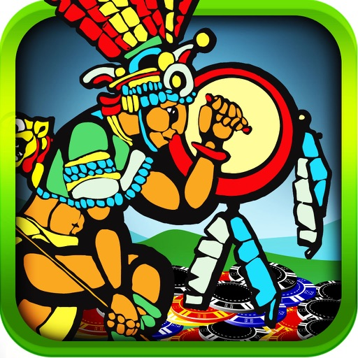 Indian Rock Hot Slots - River of riches! Bonuses and Huge Jackpots iOS App