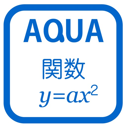 "Application of Quadratic Function (Vol.1) in ""AQUA"" iOS App"