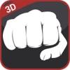 自己防衛フリーをiPadとiPhoneのために - 戦うことを学ぶ