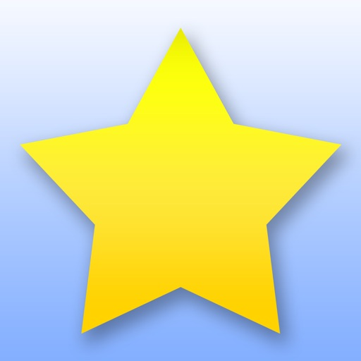 Starfaller - A Simple, Fun, and Addicting Game! iOS App
