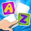 ABC 記憶遊戲 兒童 - 學習 用拼音