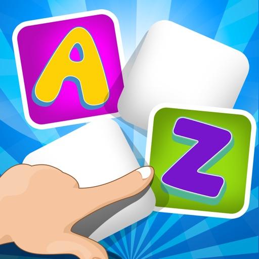 ABC Jeu de Mémoire Pour Les Enfants - Apprendre Avec L'alphabet