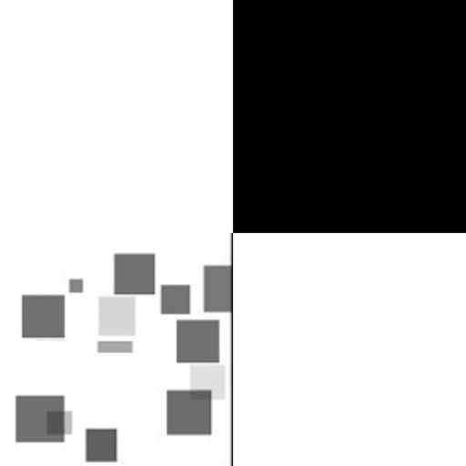 Clash of Crazy White Tiles : Hunt The Black Tile iOS App