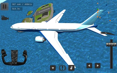 Flight Simulator : Plane Pilot screenshot 1