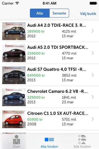 Fordonsmäklarna screenshot 2