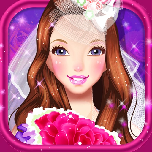 Colorful Bride DressUp iOS App