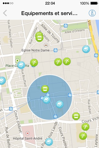 PAP immobilier vente location screenshot 4