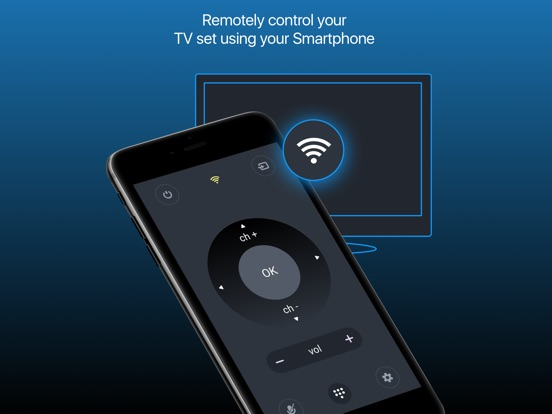 Remote tv controller for samsung smart tv watch on the app store ipad screenshot 1 sciox Gallery