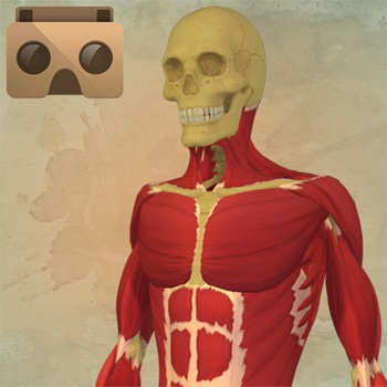 Anatomy VR for iPhone