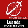 罗安达 旅遊指南+離線地圖