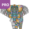 Animal Colouring Pages for Adults PRO